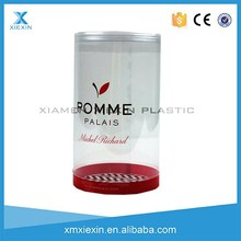 China manufacturer plastic tube 120mm for food