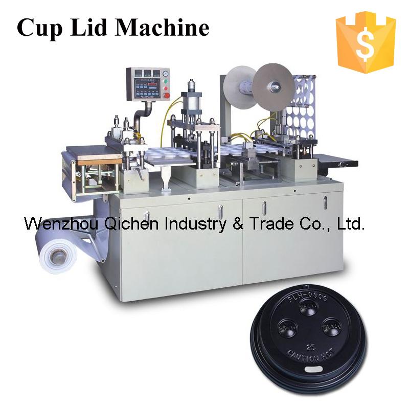cup lid sealing machine