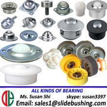 t-bar handle ball bearing 28mm i d 51mm o d skate roller conveyor table ball bearinger conveyor belt ball transfer units