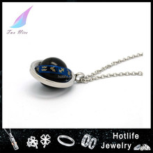 2015 HK fair new design fine quality ball design floating pendant