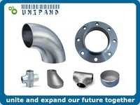 Alibaba china steel pipe fittings manufacturer bring a big business opportunity with the international market