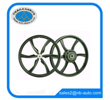 2015 new design 20 inch magnesium alloy electric motor wheel