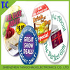 hot selling products programmable led badge led name badge