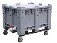 Hot sale heavy load plastic box pallet