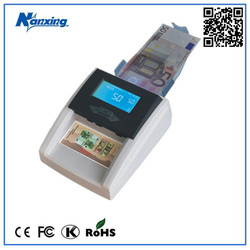 USD Euro Counterfeit Money Checking Machine