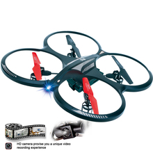 Advanced 2.4g 4-axis ufo aircraft quadcopter with aerial photography