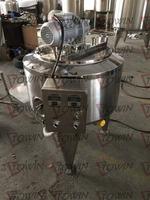 200L batch pasteurizer for yogurt / cheese / cream / tomato sauce / chilli paste pasteurizer