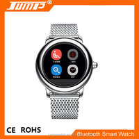 Hot selling HD Touch screen Hands Free Smart wrist Bluetooth high quality round bluetooth watch