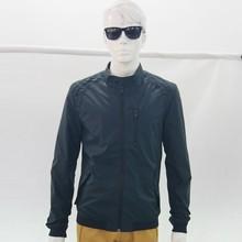 baratos de imitación de cuero 2015 chaqueta para hombre nuevo invierno fasihon ligero negro yamaha moto chaqueta de cuero