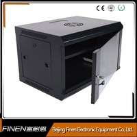 Home/office use 19 inch wall mount telecom cabinet rack