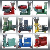 Flat die feed pellet making machine/ feed pellet mill/ feed pellet granulator