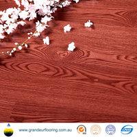 Grandeur Waterproof Indoor Flooring parquet wood flooring, solid bamboo flooring, tennis court flooring