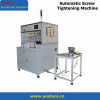 PLC Control Automatic Screw Fastening Systems