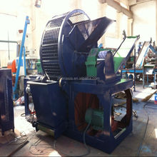 used car tire/truck tire shredder for sale