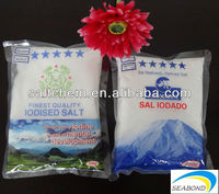 for export refined table salt