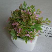 artificial decorative bonsai ,tabletop florals ,magic flower plant