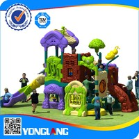 2015 Latest outdoor playground equipment