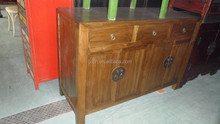 Chinese Antique Wooden Sideboard Buffet