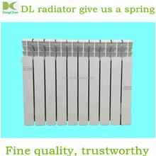 2014 new design cheap hot water die- casting aluminium radiator 415*80*80