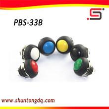 220 volt micro electric wireless latch push button switch PBS-33B