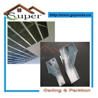 Square Tube Steel Metal Construction Metal Framework System