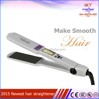 "High Quality 1 3/4"" Flat Iron Pro Ceramic Coating Plate Type Hair Straightener"