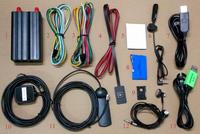 2014 Newest gps vehicle tracking TLT-7B, GPS Antenna (External)/GSM Antenna (Internal) , Support 3G SIM Card,