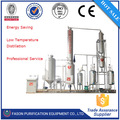 Sin contaminación por hidrocarburos purificación de aceite del transformador / current transforme purificador de aceite