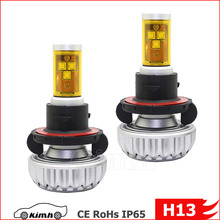 5 Color Temperature temoff road auto led headlight bulb for motorcycles
