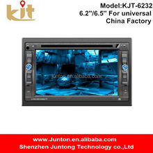 """Steering Wheel Control dvd dls 7"""" hd 800*480 screen one din car dvd player gps android system car dvd hand free bluetooth"""