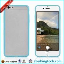 Hot Selling Glossy TPU Gel Phone Case for i Phone 6 Cover