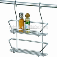 2015 New Produce Metal Wall Mounted Spice Rack