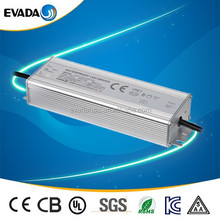 High-power PF 0.95 constant current dc type waterproof led power supply 150W