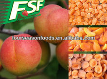 price for wholesale chinese IQF/frozen apricot halves/dices ,chinese frozen vegetables 2015 new season