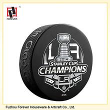 wholesale cheap custom rubber ice hockey puck