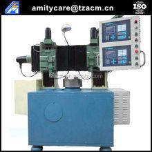 CNC vertial plate flange lathe machine