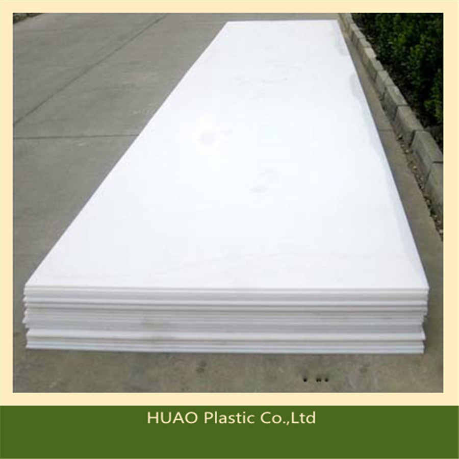 Uhmwpe Sheets Plastic Sheet Panel Board Supplier With The