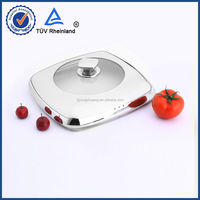 square glass storage dish with lid high capacity and fast delivery time