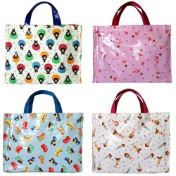 2015 high quality waterproof canvas shopping bag