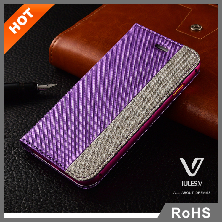 """Magnetic Flip Slim Leather Hard Case Cover For iPhone 6 4.7"""" 6 Plus 5.5"""""""