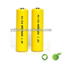 nicd aa 700mah 1.2v nicd battery pack