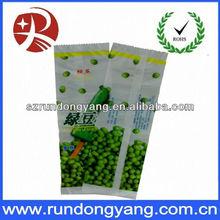 Customed printing plastic popsicle packaging bag