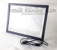 """17"""" 17inch USB IR touch screen, dual point 17 inch infrared touch screen,IR touch for all-in-one"""