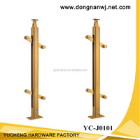 terrace balustrade handrails for interior stairs hot sale YC-J0101