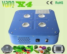 3th generation grow light ,VANQ integrated led grow light ,high par value,good dissapation system and strong light