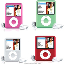 mobile phone accessory long battery life 1.8 inch mp4 player