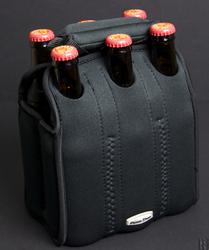 neoprene 6 pack bottle cooler bag,neoprene wine cooler bag,neoprene 6 pack cooler