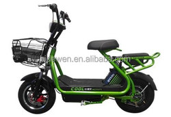 2015 new fashion electric city bike mini electric scooter