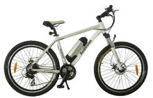 Complete bike/bicycle with full suspension electric TM265-1 with motor lithium battery