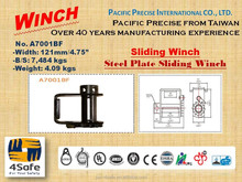 protable small manual hand winch